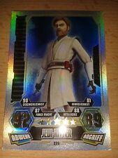 Force Attax Star Wars Serie 3 Force Meister Nr.226 Obi-Wan Kenobi Sammelkarte