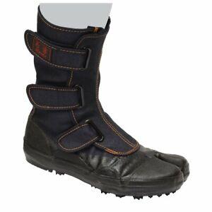 Sokaido Ninja Tabi Shoes Boots with Rubber pin Spike Wakaba I-98 for Mountain