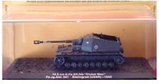 COMBAT TANK CARRO ARMATO 10.5 cm Dicker Max Stalingrad USSR 1942 (n1)