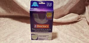 New Sealed Doctor's Night Guard Dental Protector Protection For Teeth Grinding