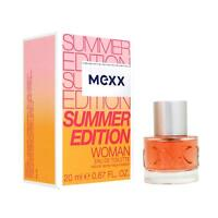 Mexx Summer Edition Woman Edt Eau de Toilette Spray 20ml 0.67fl.oz NEU/OVP