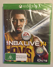 NBA LIVE 14 Xbox One BRAND NEW SEALED SAME DAY POSTAGE
