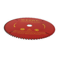 9 Inch Carbide Tipped Circular Saw Blade For Wood Cutting 80 Tooth Woodworking