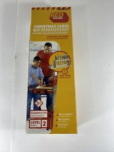 RED Toolbox Christmas Carol Kit level 2 new in box