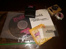 MUDD Mini Digital Camera with watch