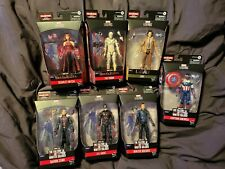 Marvel Legends Series Wanda Vision, Falcon And The Winter Soldier  Set of 7 NEW!