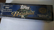 2004 TOPPS BASEBALL HOBBY COMPLETE SET 732 CARDS MLB FACTORY SEALED UNOPENED NIB
