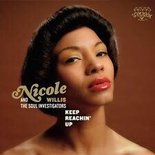 Nicole Willis And The Soul Investigators - Keep Reachin' Up LP