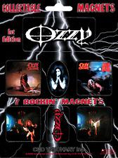 31060 Ozzy Osbourne Heavy Metal Music Band Refrigerator Fridge Magnets SET OF 7