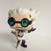 JUNKRAT  DR JUNKENSTEIN # 383  OVERWATCH FUNKO POP! GAMES  VINYL FIGURE