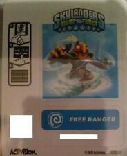 Free Ranger Skylanders Swap Force Sticker/Code Only!