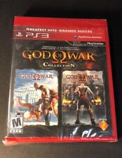 God of War Collection  [ Greatest Hits / RED Case ] (PS3) NEW