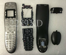 1 Pc logitech Harmony 650 remote part: Faceplate,Keypads,Back cover,Battery door