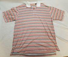 Ben Hogan Golf Performance Short Sleeve Polo Shirt Size Large L Golfers Attire