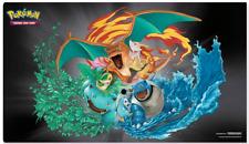 Pokemon Playmat | Spielmatte | Tag Team Generations - Glurak, Turtok & Bisaflor