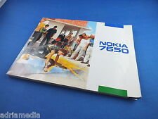 Original Nokia 8310 Instruction Manual Book German instructions Mobile Phone New