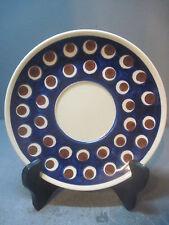 BOLESLAWIEC Made in Poland BLUE DOTS  Saucer