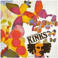 THE KINKS - FACE TO FACE  CD  21 TRACKS SOFT ROCK / BEAT POP  NEU