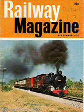 The Railway Magazine : September 1971 published by IPC Transport Press