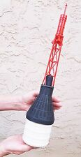 """Mercury Capsule Nose Cone 3.90"""" 3D Printed ABS   *FREE SHIPPING*"""