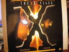X-FILES LASERDISC SQUEEZE TOOMS DAVID DUCHOVNY GILLIAN ANDERSON 2 EPISODES