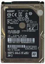 Hard Drive - 1 TB Hitachi w/OS X 10.10 - MacBook Pro A1278 A1286 A1297 A1418
