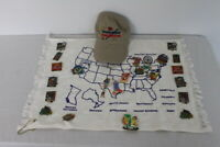 Destination Imagination DI Assorted Pin Lot Trading Pin Towel Hat Vtg Collection