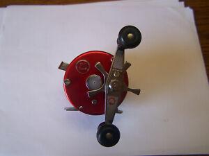 Vintage Abu Garcia Ambassadeur Red 4500 Lure Bait Casting Reel # 771000 Ex Cond