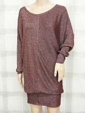 ZARA Knit ☘ Damen Stretchkleid Gr. M Dress Robe