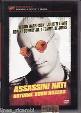 DVD Film: Assassini nati - Natural born killers - USA 1994