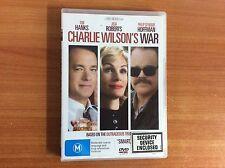 Charlie Wilson's War - Region 4 DVD Excellent Condition
