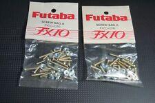 Futaba FX-10   neuer Schraubensatz+ Zwei mal +TOP+neu+sehr selten ++rar
