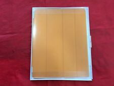 Genuine Apple iPad 2/3/4 front only smart cover (Orange) - REF A06