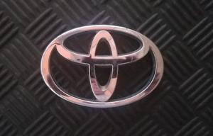 OEM Toyota Body/Dash/Trunk Emblem. 8.7cm