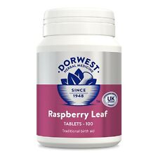 Dorwest Raspberry Leaf Tablets, 100, Premium Service, Fast Dispatch
