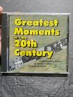 NEW Greatest Moment of the 20th Century CD rom almanac of events shaped world