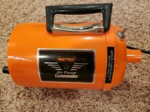 Metro Air Force Commander 4.0 Pet Dog Blow Dryer AFTD-3 / Two Speed