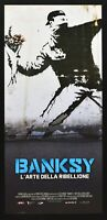 Cartel Banksy L'Arte De Levantamiento Helio Espana Ben Eine Simon Reynolds N41