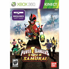 Power Rangers Super Samurai (Microsoft Xbox 360, 2012)