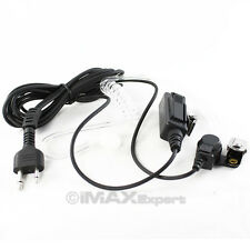 Headset Earpiece Mic for ICOM IC-W32A IC-W32E IC-T7H IC-T22A IC-4088A IC-F10 F20