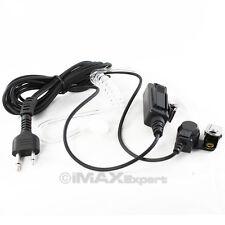 Headset Earpiece Mic for ICOM IC-W32A IC-W32E IC-T7H IC-T22A IC-4088A IC-F10 F20