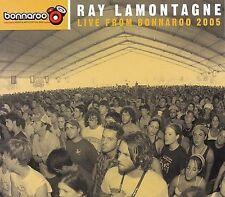 1 CENT CD Live from Bonnaroo 2005 [EP] - Ray LaMontagne DIGIPAK
