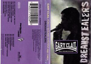 GARY CLAIL Dreamstealers - Cassette - Tape   SirH70