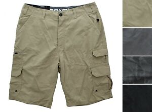 Denali Cargo Shorts Men's Lightweight Hiking Fishing D450591S 7 Pocket Casual