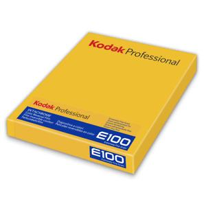 Kodak Ektachrome E100 4x5 - 10 Sheets - FLAT-RATE AU SHIPPING!