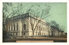 New York City Ny~Metropolitan Museum of Art~5th Ave.& 82nd St.~1937~Lumitone