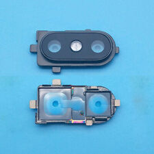 Back Rear Main Black Camera Glass Lens with Frame Repair Parts For Xiaomi 8 Mi 8