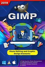Seifelden GIMP 2019 Photo Editor alternative to Adobe Photoshop illustrator -