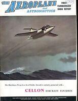 The Aeroplane And Aeronautics Magazine September 11 1959 VG No ML 120716jhe
