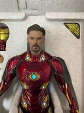 1/6 Custom Iron Man Mark 50 L Doctor Strange Infinity War Armor Mod Set Hot Toys